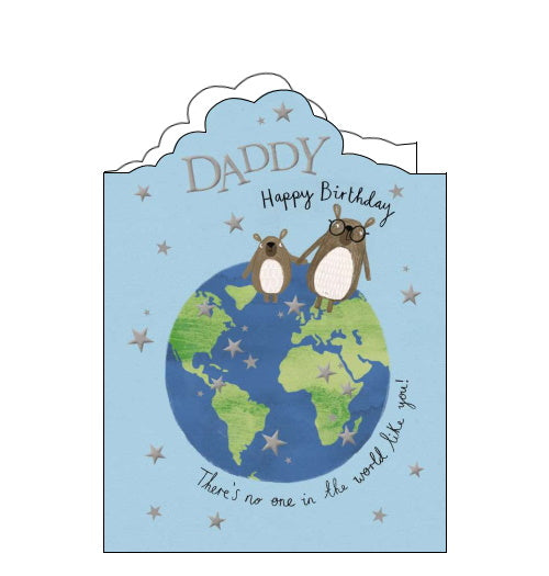 Noel Tatt cute birthday card for dad