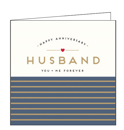 Pigment Alice Scott husband anniversary card