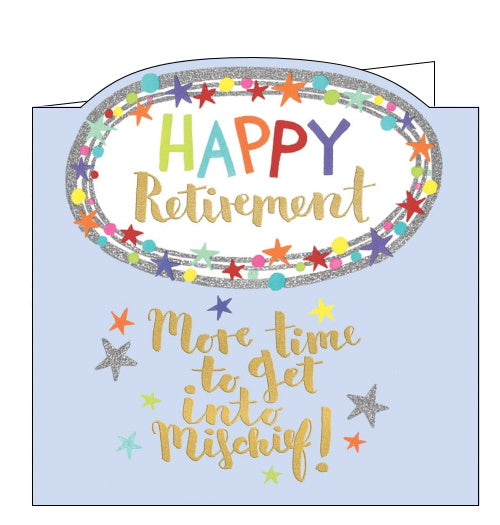 Rachel Ellen retirement card
