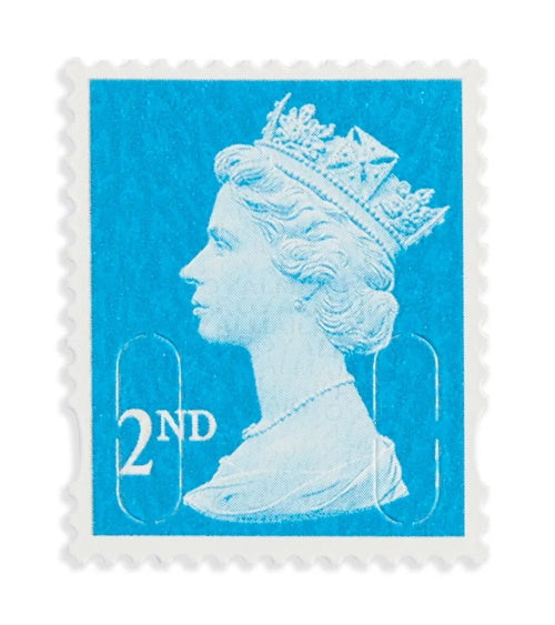 second class stamp