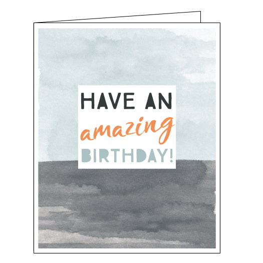 Think of Me have an amazing birthday card Nickery Nook