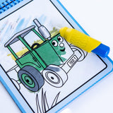 Tractors Magic Painting Book - Tractor Ted