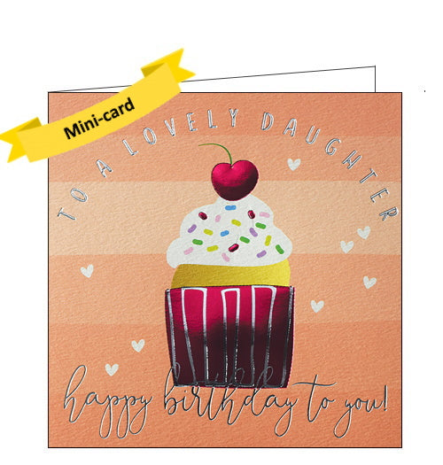 Wendy Jones Blackett daughter birthday daughter card