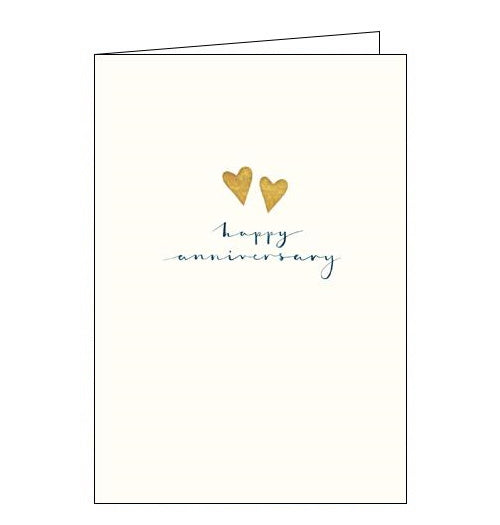 Woodmansterne Beth Lewton happy anniversary card Nickery Nook