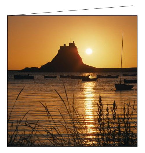 Lindisfarne Castle, Northumberland - National Trust cards