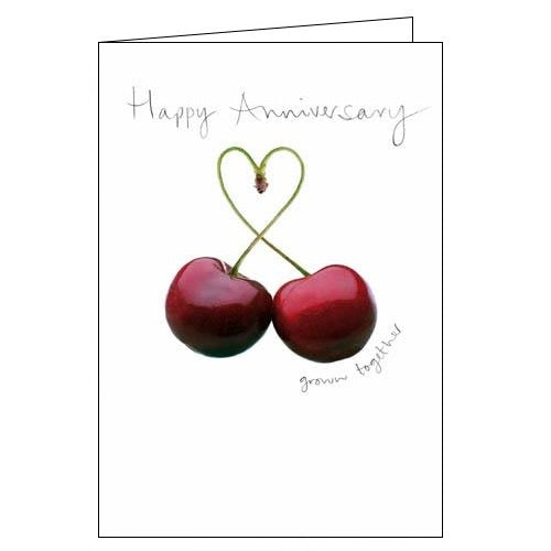 Woodmansterne together always anniversary card Nickery Nook