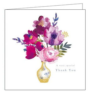Woodmansterne very special thank you card Nickery Nook