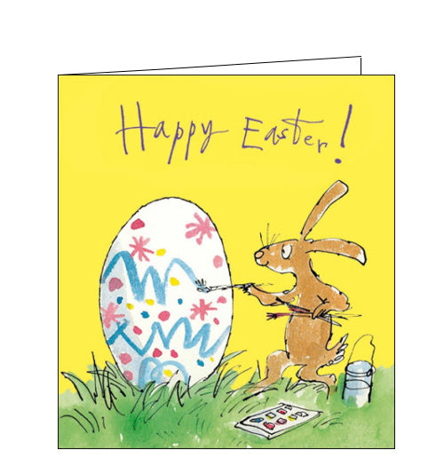 Woodmansterne easter bunny quentin blake easter card