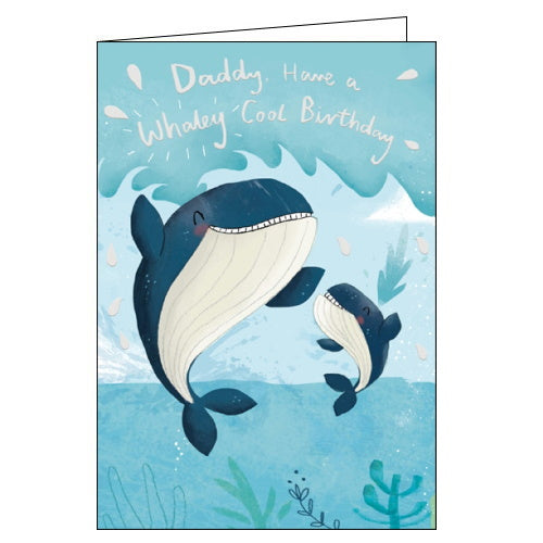 Woodmansterne whaley great daddy birthday card