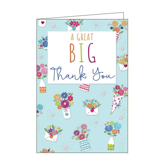 A Great Big Thank You - Thank You Card