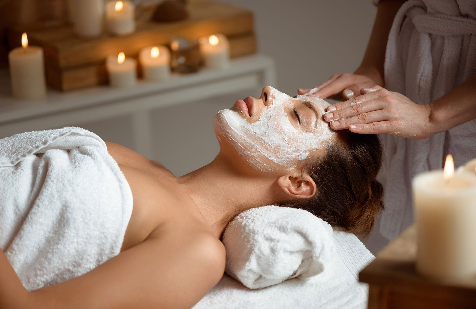 Why become a beauty/spa therapist