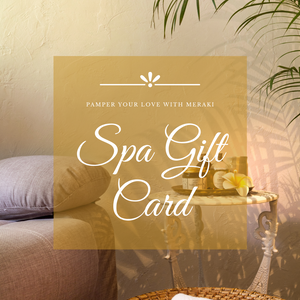Spa Gift Card/Voucher