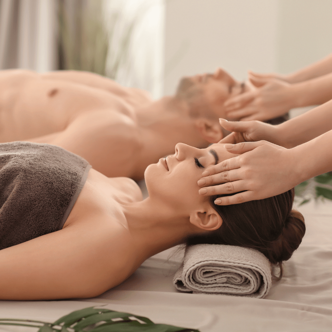 Meraki Couple Spa Package 60 mins