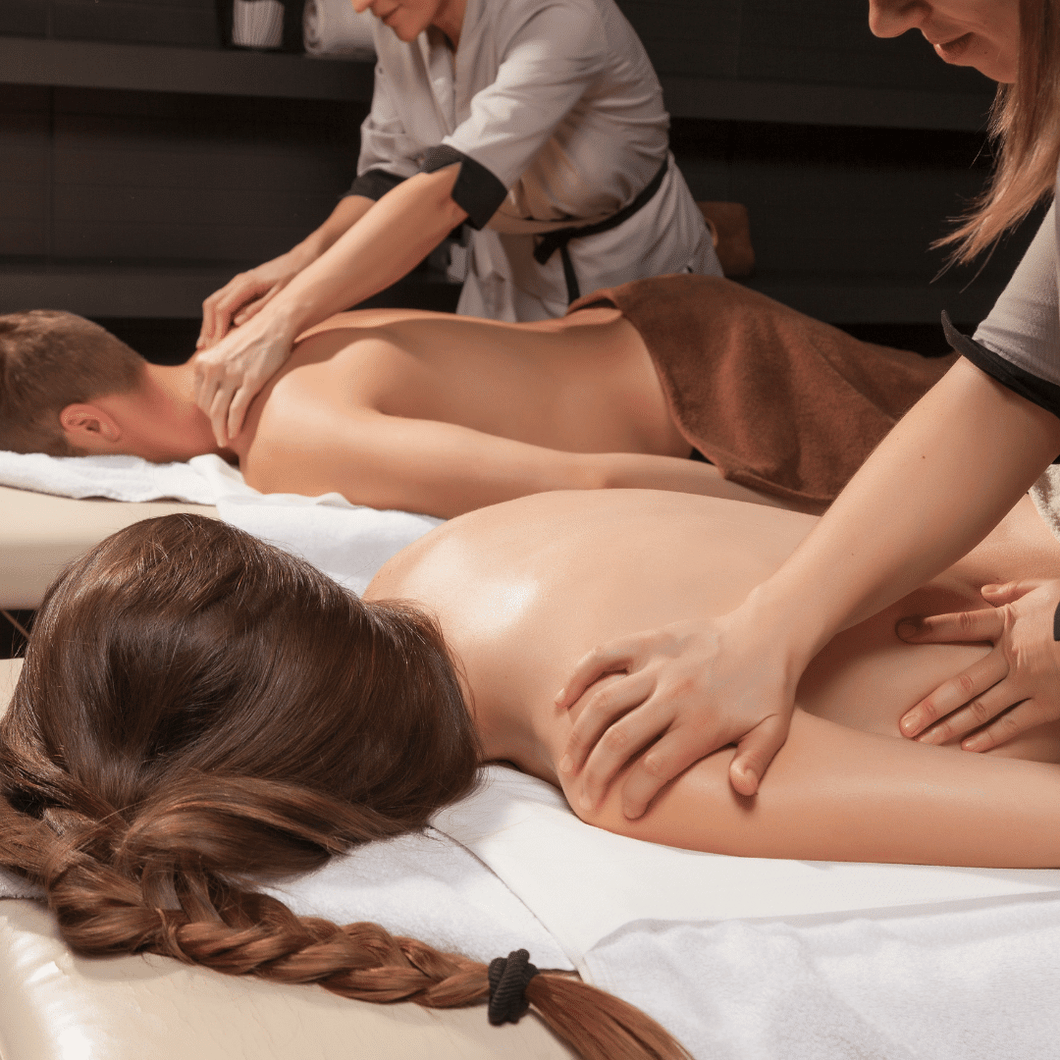 Meraki Couple Spa Package 120 mins