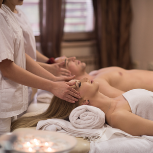 Meraki Couple Spa Package 90 mins