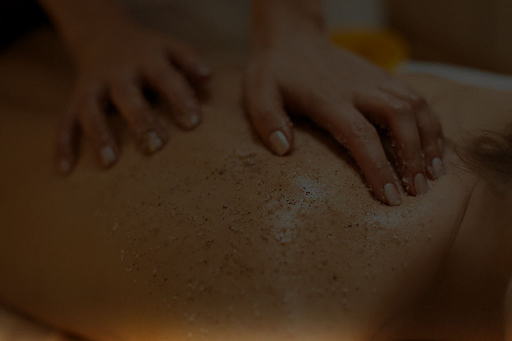 Choice of Body Scrub - 5 Sessions Spa Package