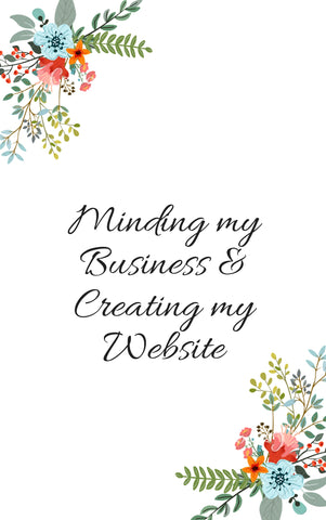 Create My Own Website