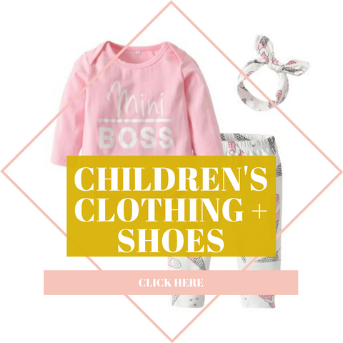 Children's Clothing & Children's Shoes