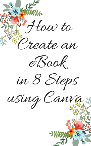 How to Create an eBook in 8 Steps Using Canva
