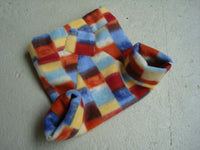 New Fleece Shortie Soakers or Shorts - Diaper Cover - Geometric 577