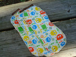 Super Absorbent Bamboo Velour Diaper Doublers or Inserts - Ooga Booga 2912