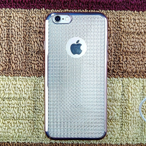 Diamond Grain iPhone Soft Case