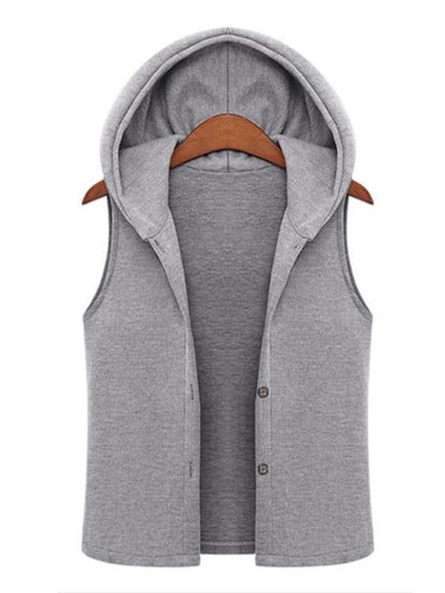 Hooded Drawstring Boyfriend Trends Jean Swish