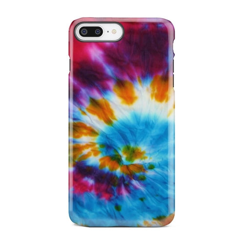 Tie Dye Hippie Dead Head Retro Vintage iPhone X