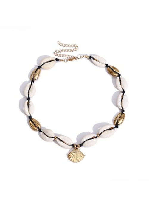 Shell Design Choker