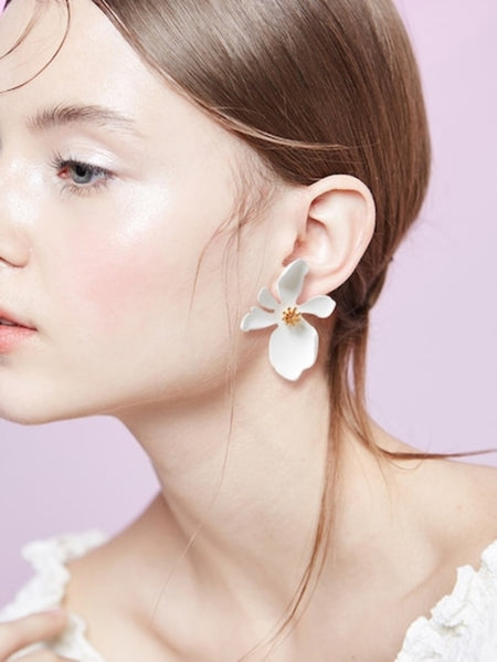 Planet & Star Drop Earrings