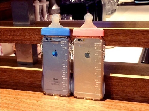 Baby Bottle iPhone Cases