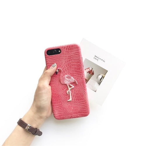 Phoenicopteridae iPhone Case