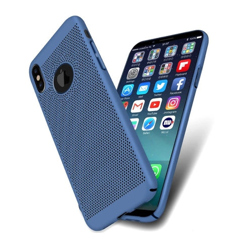 Cooling Net iPhone X Case