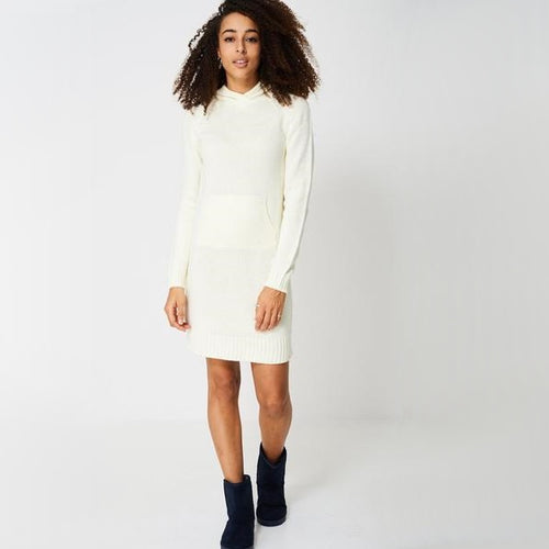 Kangaroo Pocket Jumper Dress Clothing