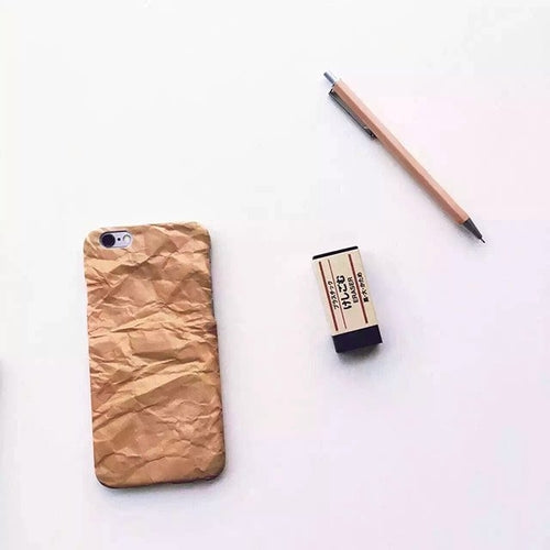 Old Paper Case For iPhone