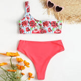 Beautiful Women Bikini Set Swimwear Push-Up Padded