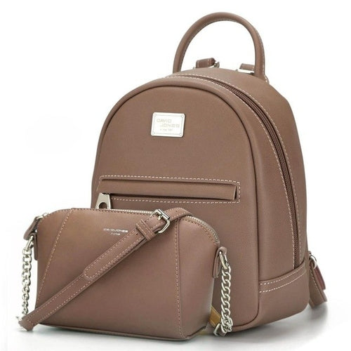 2 piece Composite Handbag and Backpack