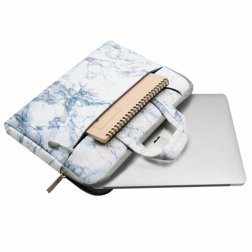 11 13.3 15.6 inch Canvas Marble Laptop