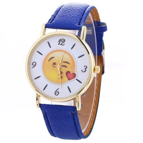 Girls Emoji Watch