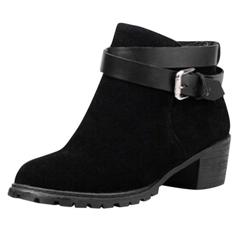 Women's Short Ankle Boots