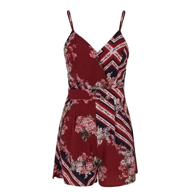 womens jumpsuit summer playsuit ROMPERS romper suit romper lace up jumpsuit jumpsuit going out playsuits floral romper floral playsuit floral jumpsuit dressy jumpsuit backless jumpsuit