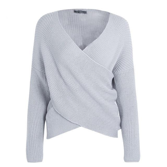 wrap sweater ballet wrap sweater sweatshirt sweatshirt for women sweatshirt for girls womens cardigan sweater sweater for women back lace up sweater sweaters sweater ALLTOPS