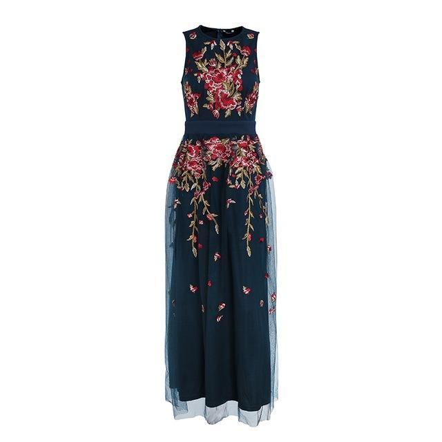 embroidered maxi dress embroidered dress floral dresses womens dresses womens dresses online formal dresses dress to wear to a wedding maxi dresses for wedding mesh dress blue maxi dress maxi dress cheap floral maxi dresses maxi dress for wedding summer maxi dress cocktail dresses partydresses maxidresses floraldresses
