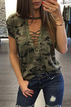 womens tshirt womens tops womens shirts and blouses womens graphic tees trendy womens top tops tie front blouse tee women sexy top sexy blouses low cut top ladies tops lace up top lace up blouse graphic tees front tie tshirt cheap clothes camouflage tshirt camouflage tops for ladies camouflage tops camo tshirt womens camo top basictops basic tshirts womens basic tshirt womens