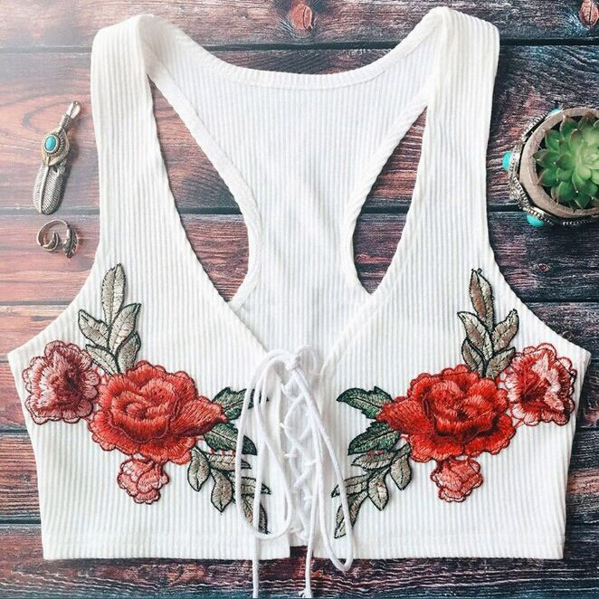 womens tops womens shirts and blouses womens embroidered tops womens blouses trendy womens top tops tie front blouse sexy top party tops ladies tops ladies long tops lace up top lace up blouse going out top front tie tshirt floral embroidered top fashionable going out tops embroidered top CROPTOPS cropped tops crop top outfits crop top cheap crop tops cheap clothes
