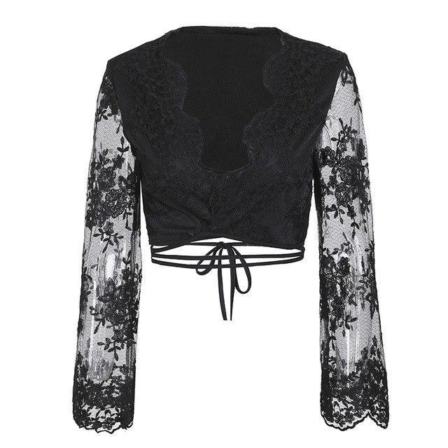 womens blouses trendy womens top sexy top see through top partytops party tops party top long sleeve top long sleeve going out top long sleeve crop top ladies top lace crop top lace blouse going out top flare sleeve top flare sleeve blouse fashionable going out tops embroidered top croptops cropped tops cropped blouse