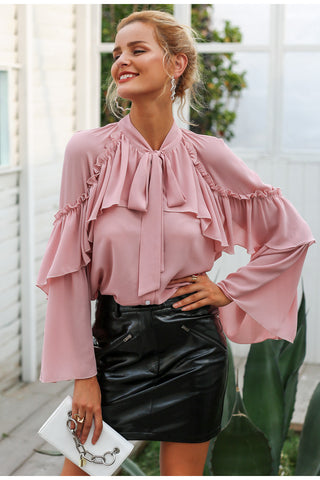 All The Layers Blouse