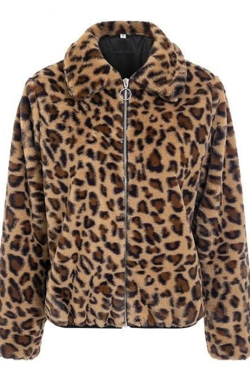 zipper jacket zipper coat leopard print zipper jacket leopard print jacket leopard print faux fur jacket leopard print coat leopard coat faux fur zipper jacket faux fur jacket faux fur coat