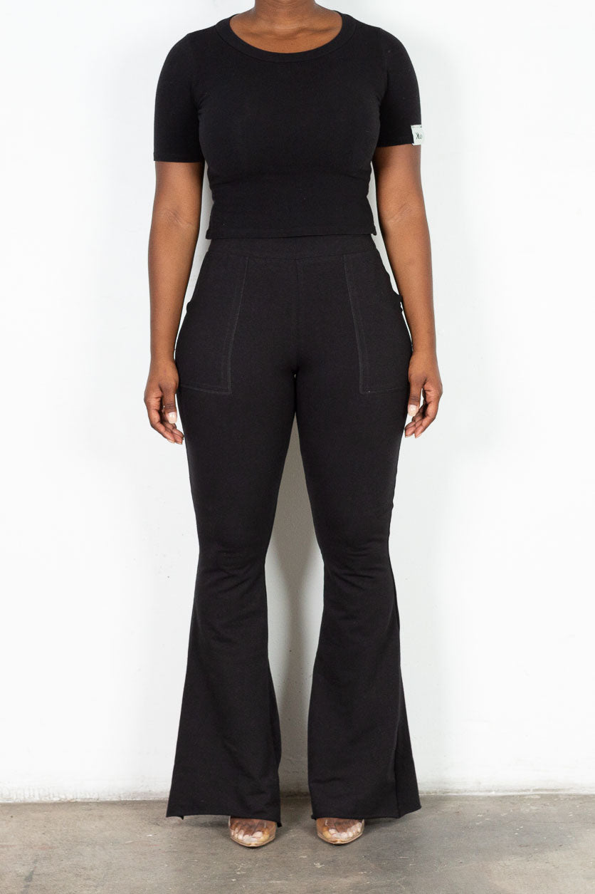 Dia Pants (Black)