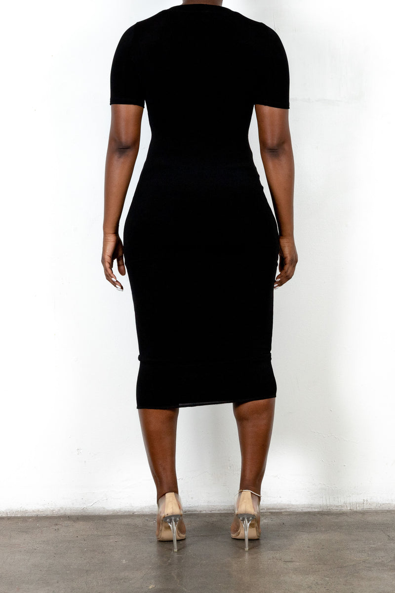 Elaine Dress (Black)